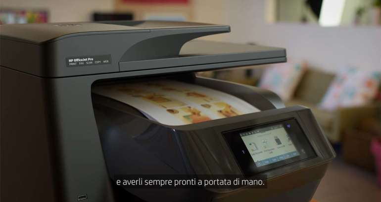 OfficeJet Pro incontra i Pros